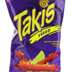 Taki dust under my fingernails